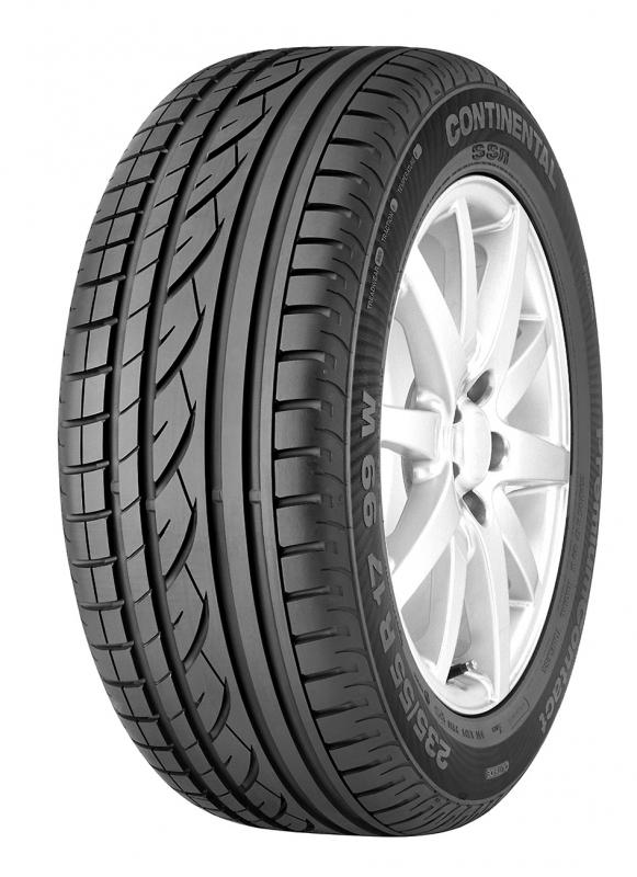 Anvelopa vara CONTINENTAL PREMIUM CONTACT 5 SSR* 205/55 R16 91W