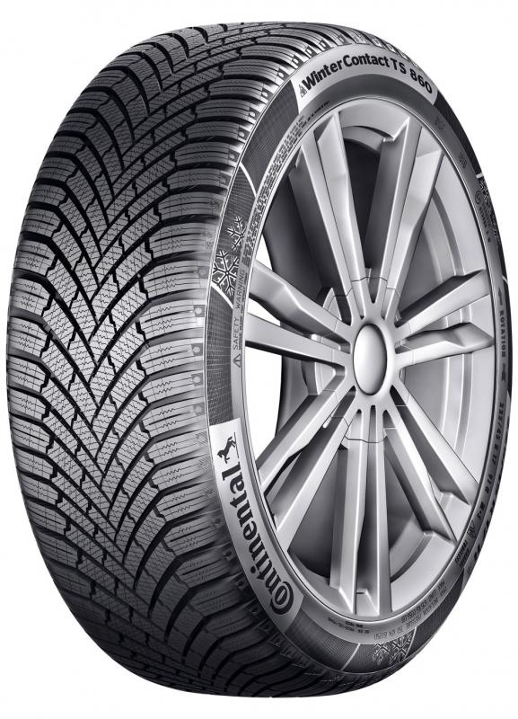 Anvelopa iarna CONTINENTAL WINTER CONTACT TS860 205/55 R16 91H