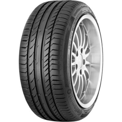 Anvelopa vara CONTINENTAL ContiSportContact5 RFT XL 285/45 R19 111W
