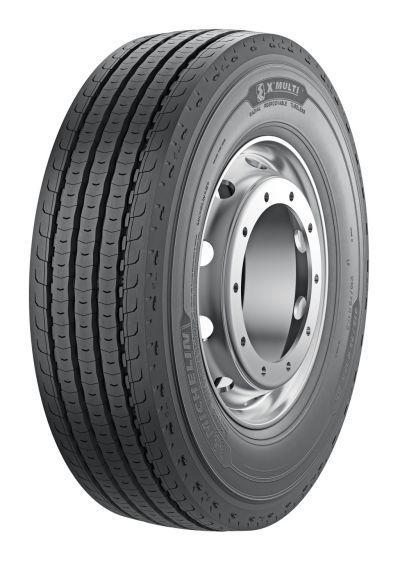 Anvelopa vara MICHELIN X MULTI Z 245/70 R19.5 136M