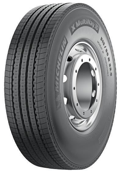 Anvelopa vara MICHELIN X MULTIWAY 3D XZE 295/80 R22.5 152M