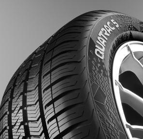 Anvelopa all seasons VREDESTEIN QUATRAC 5 185/60 R14 82H