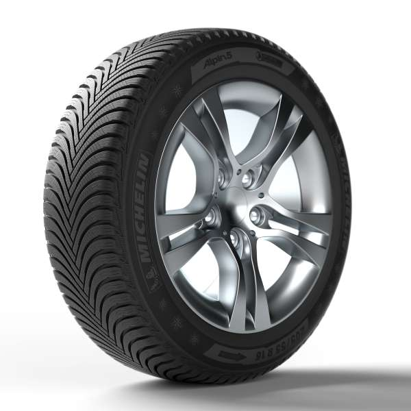 Anvelopa iarna MICHELIN ALPIN 5 205/65 R16 95H