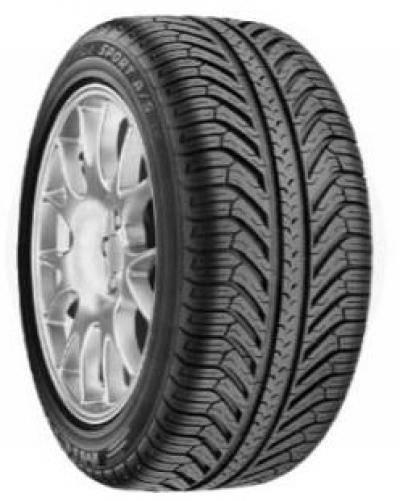 Anvelopa all seasons MICHELIN Pilot Sport A/S Plus 255/45 R19 100V