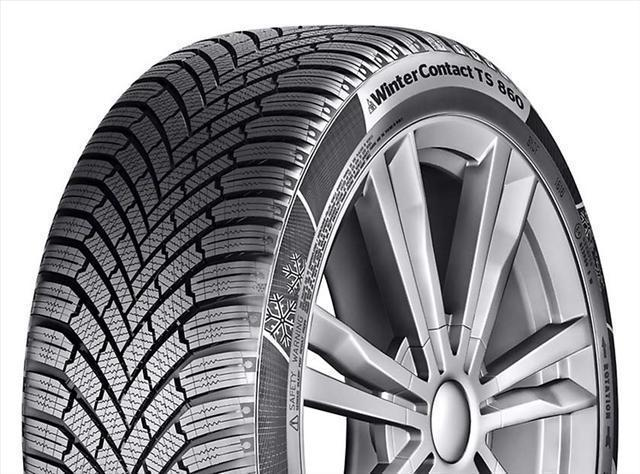 Anvelopa iarna CONTINENTAL WintContact TS 860 165/70 R14 85T