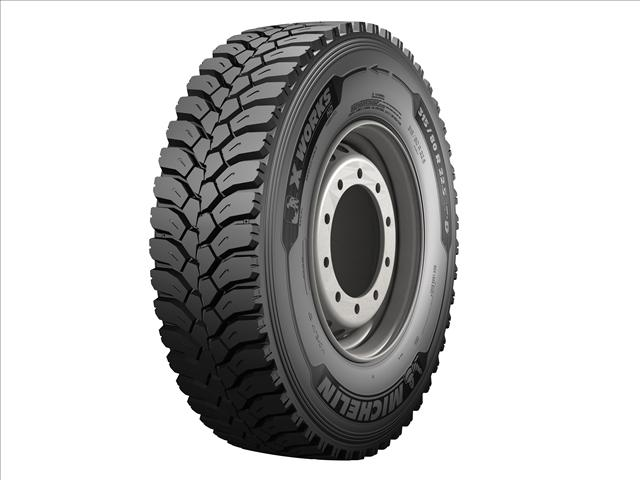 Anvelopa tractiune MICHELIN X WORKS HD D 13// R22.5 156/151K