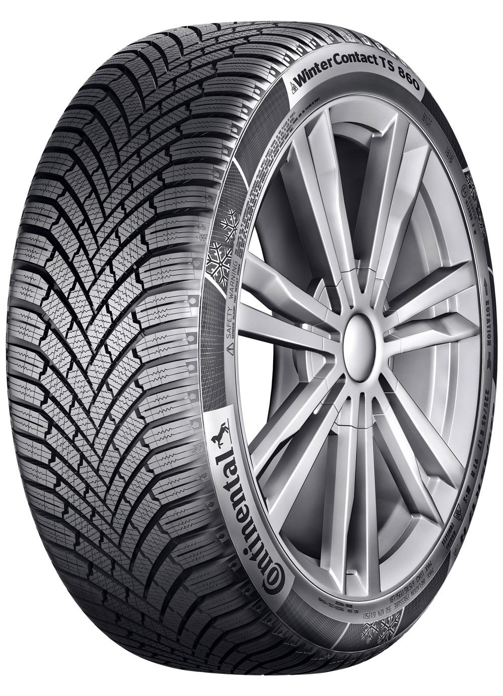 Anvelopa iarna CONTINENTAL WINTER CONTACT TS860 205/65 RR17 96V