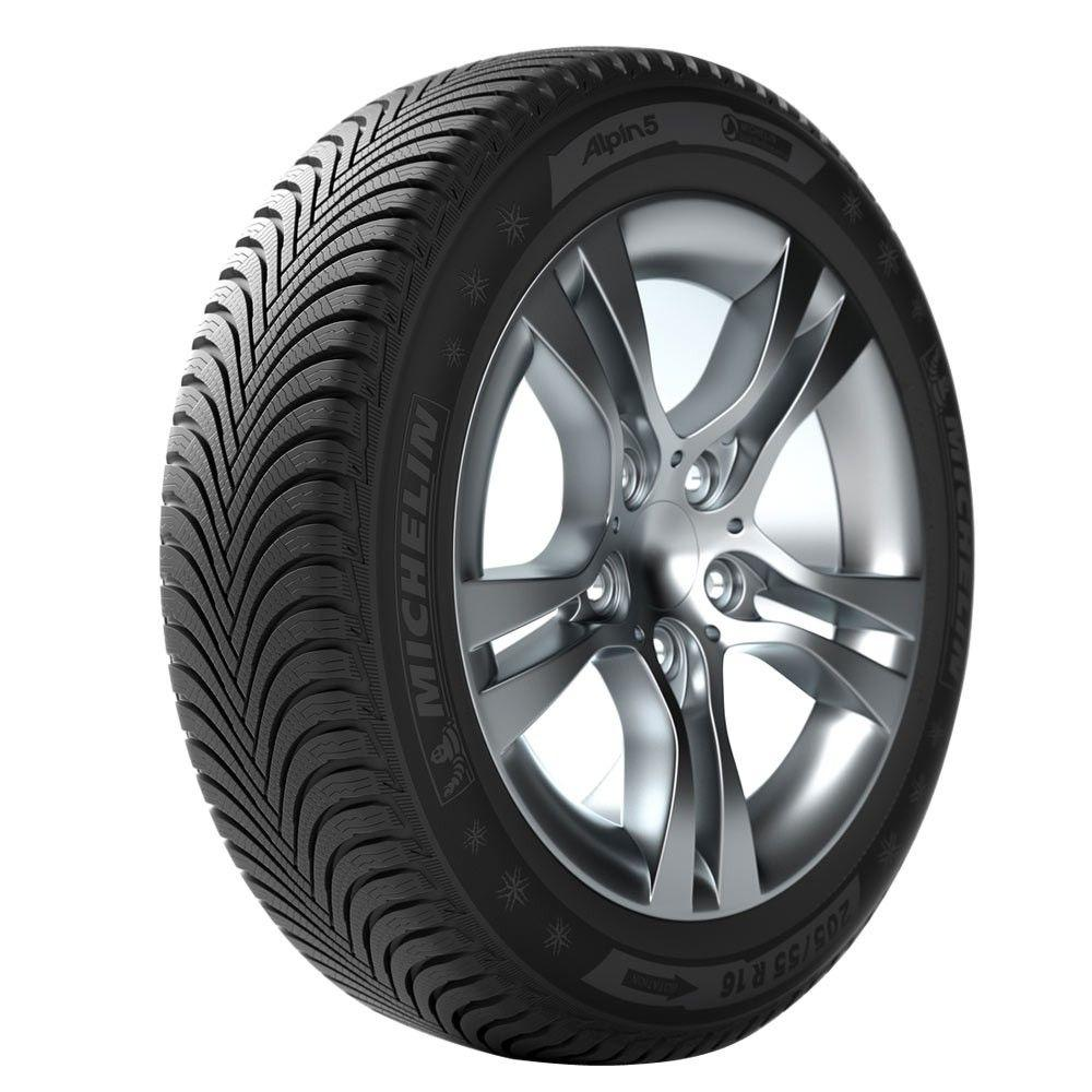 Anvelopa iarna MICHELIN PILOT ALPIN 5 245/55 RR17 102V