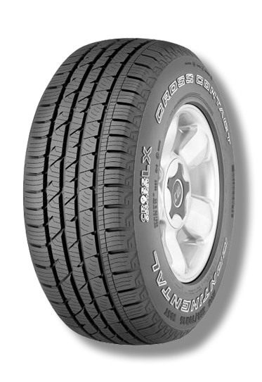 Anvelopa vara CONTINENTAL CROSS CONTACT LX2 215/65 R16 98H