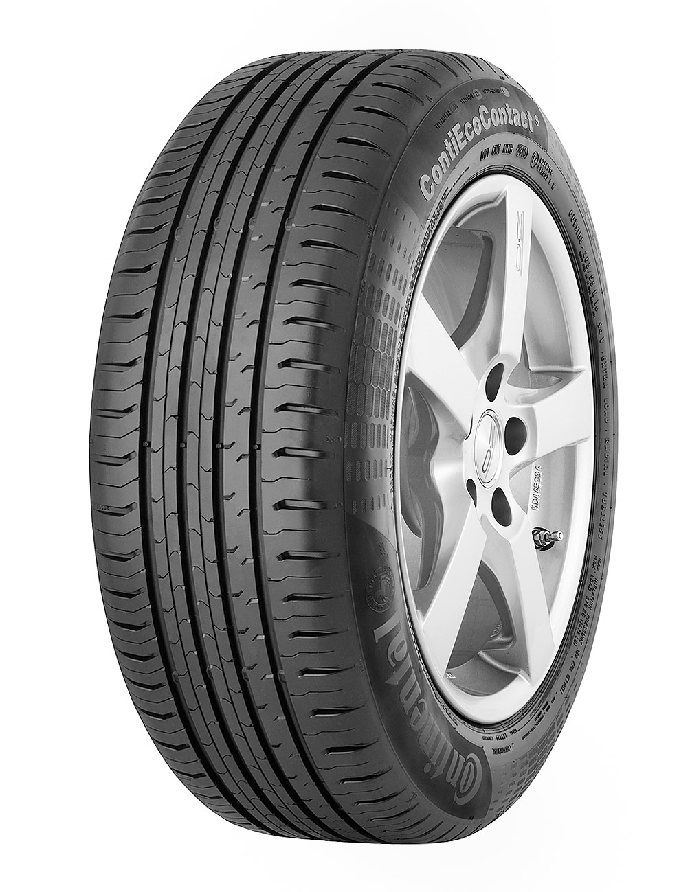 Anvelopa vara CONTINENTAL ECO CONTACT 5 195/65 R15 95H