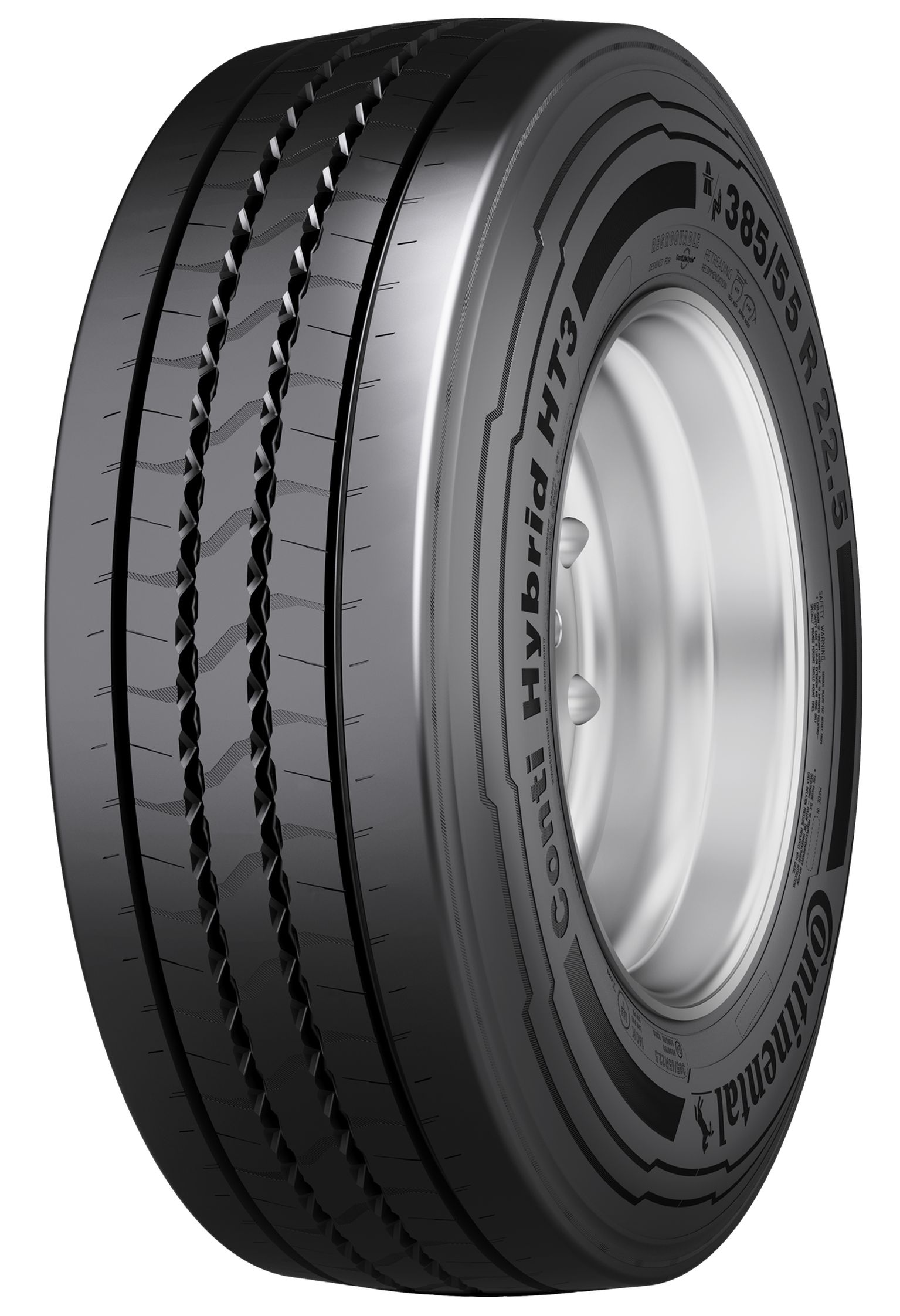 Anvelopa trailer CONTINENTAL Conti Hybrid HT3 (CHT3) 445/45 R19.5 160J