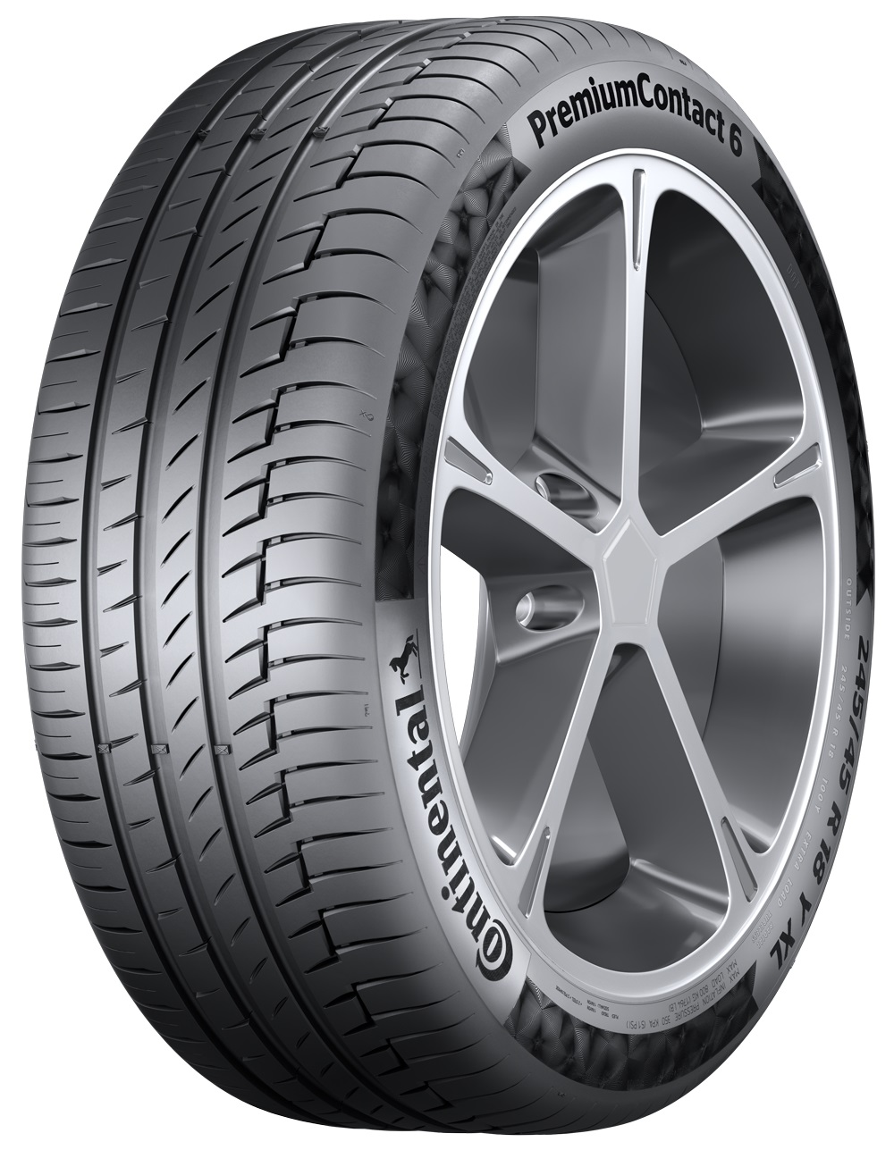 Anvelopa vara CONTINENTAL PREMIUM CONTACT 6 235/45 R17 94Y