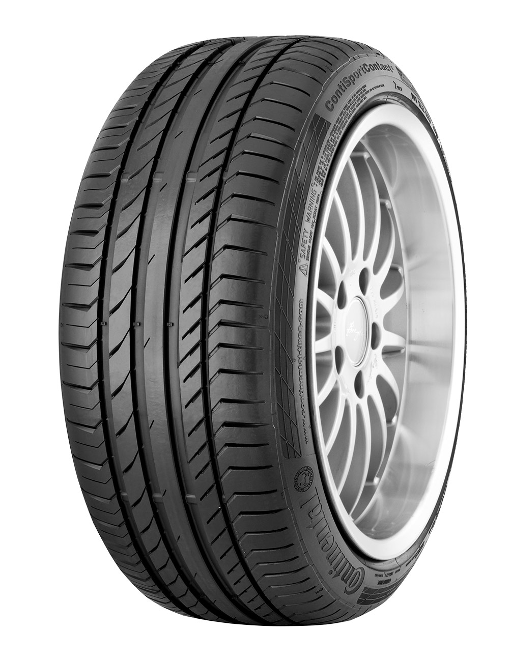 Anvelopa vara CONTINENTAL SPORT CONTACT 5 235/50 R17 96W