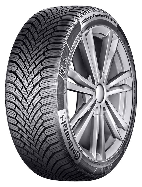 Anvelopa iarna CONTINENTAL WINTER CONTACT TS860 S FR 205/45 R18 90H