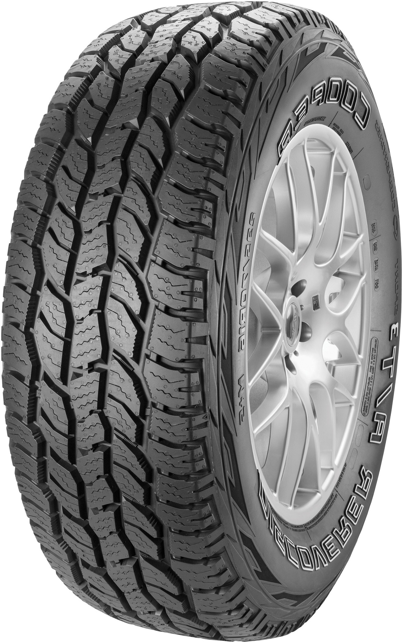 Anvelopa all seasons COOPER DISCOVERER A/T3  195/80 R15 100T