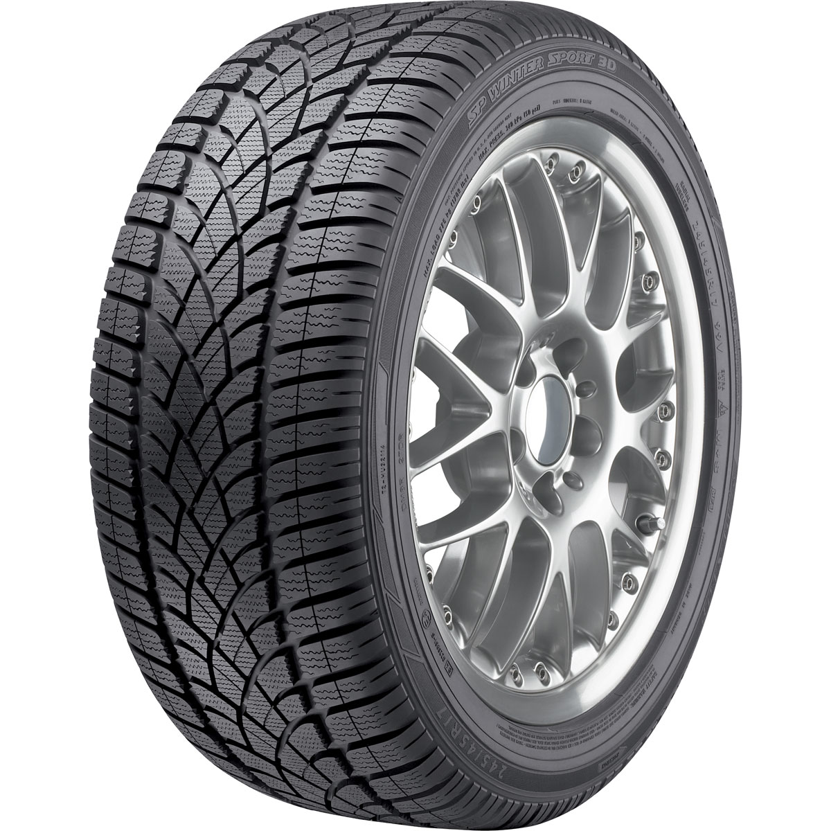 Anvelopa iarna DUNLOP SP WINTERSPORT 3D 235/45 R19 99V
