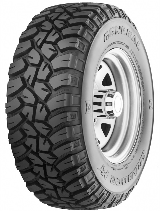 Anvelopa iarna GENERAL Grabber Mt 31/10.5 R15 109Q