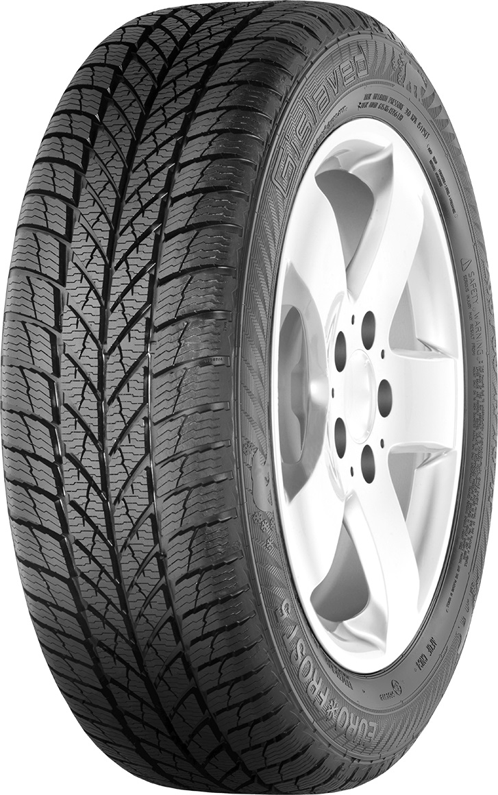 Anvelopa iarna GISLAVED MADE BY CONTINENTAL EURO*FROST 5 185/65 R14 86T