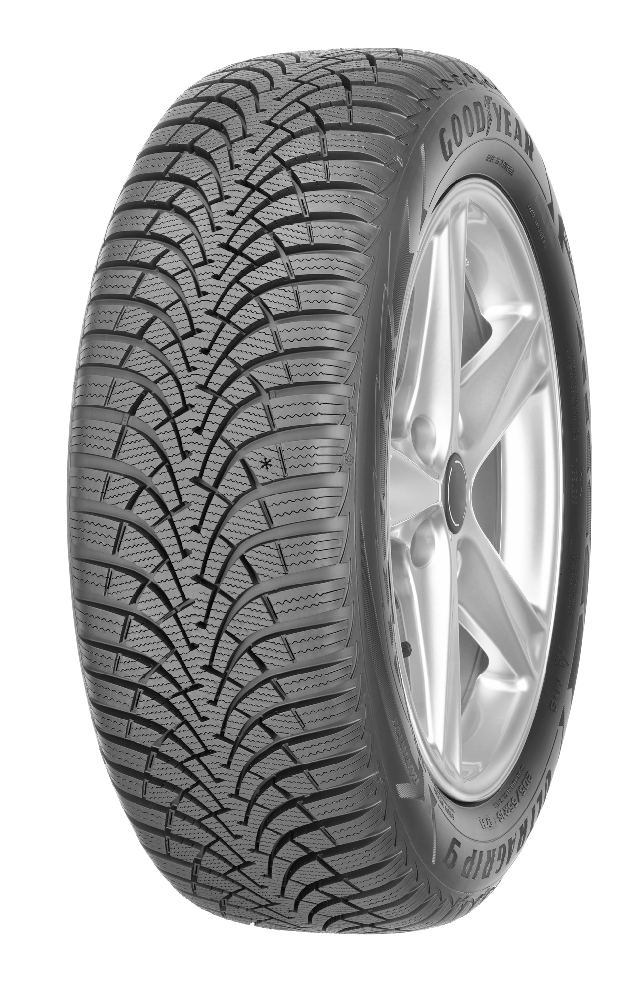 Anvelopa iarna GOODYEAR UG 9 MS 185/60 R15 84T