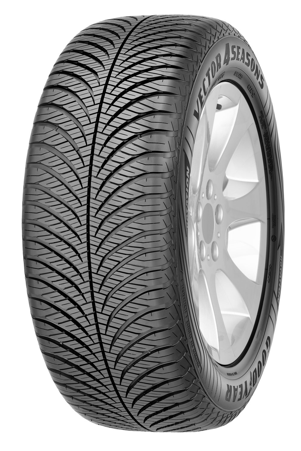 Anvelopa all seasons GOODYEAR VECTOR-4S G2 XL 205/50 R17 93V