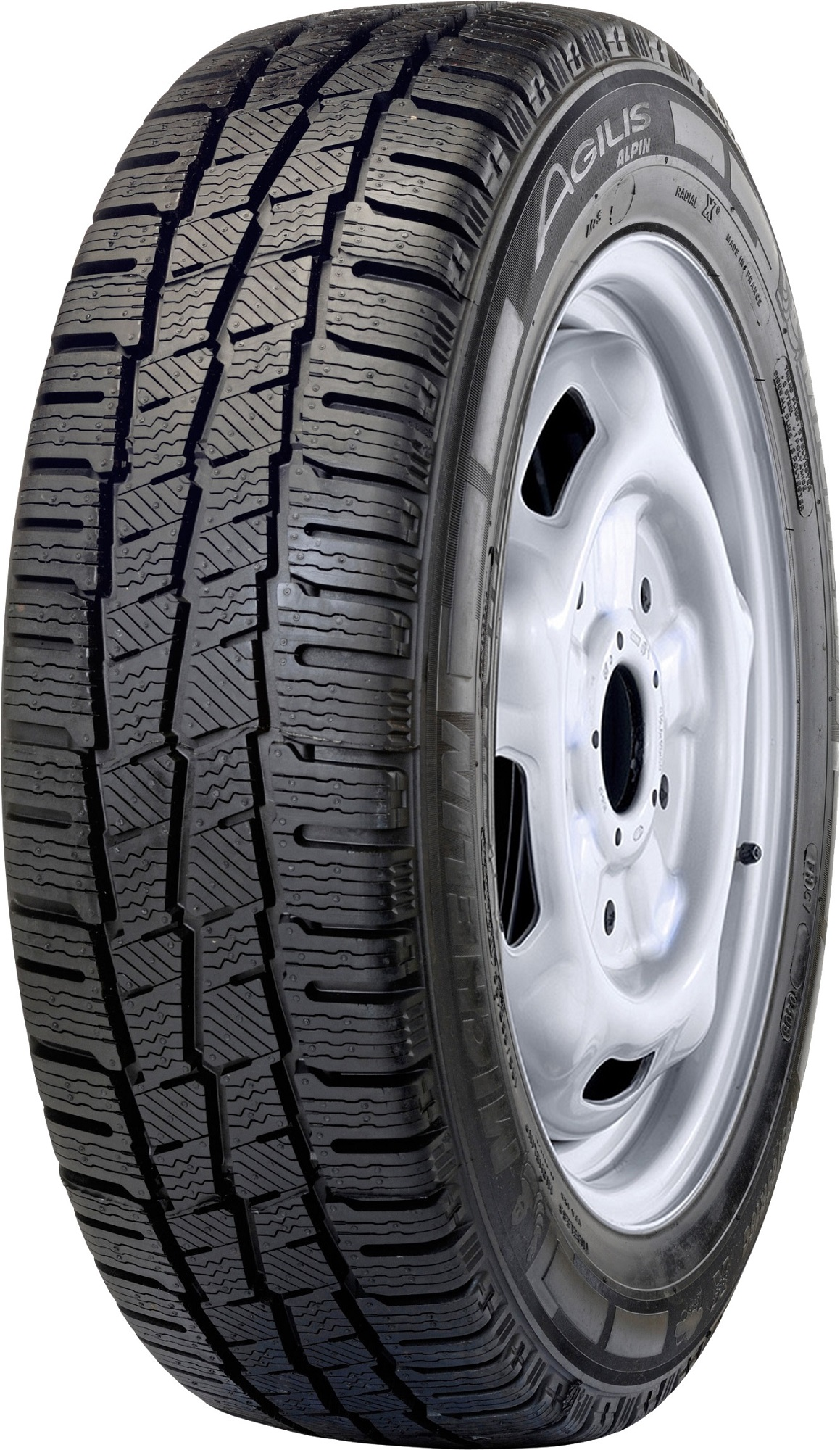 Anvelopa iarna MICHELIN AGILIS ALPIN 205/65 R16 107T