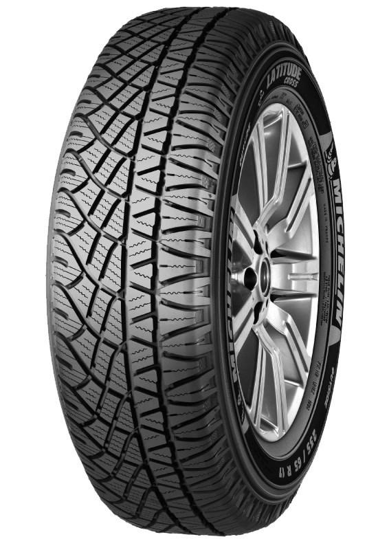 Anvelopa Vara Michelin Latitude Cross 265/60 R18 1