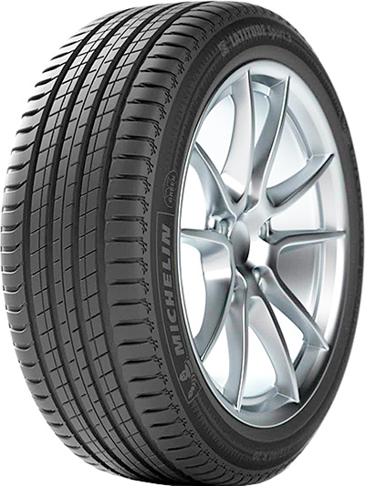 Anvelopa Vara Michelin Latitude Sport 3 Grnx 255/5