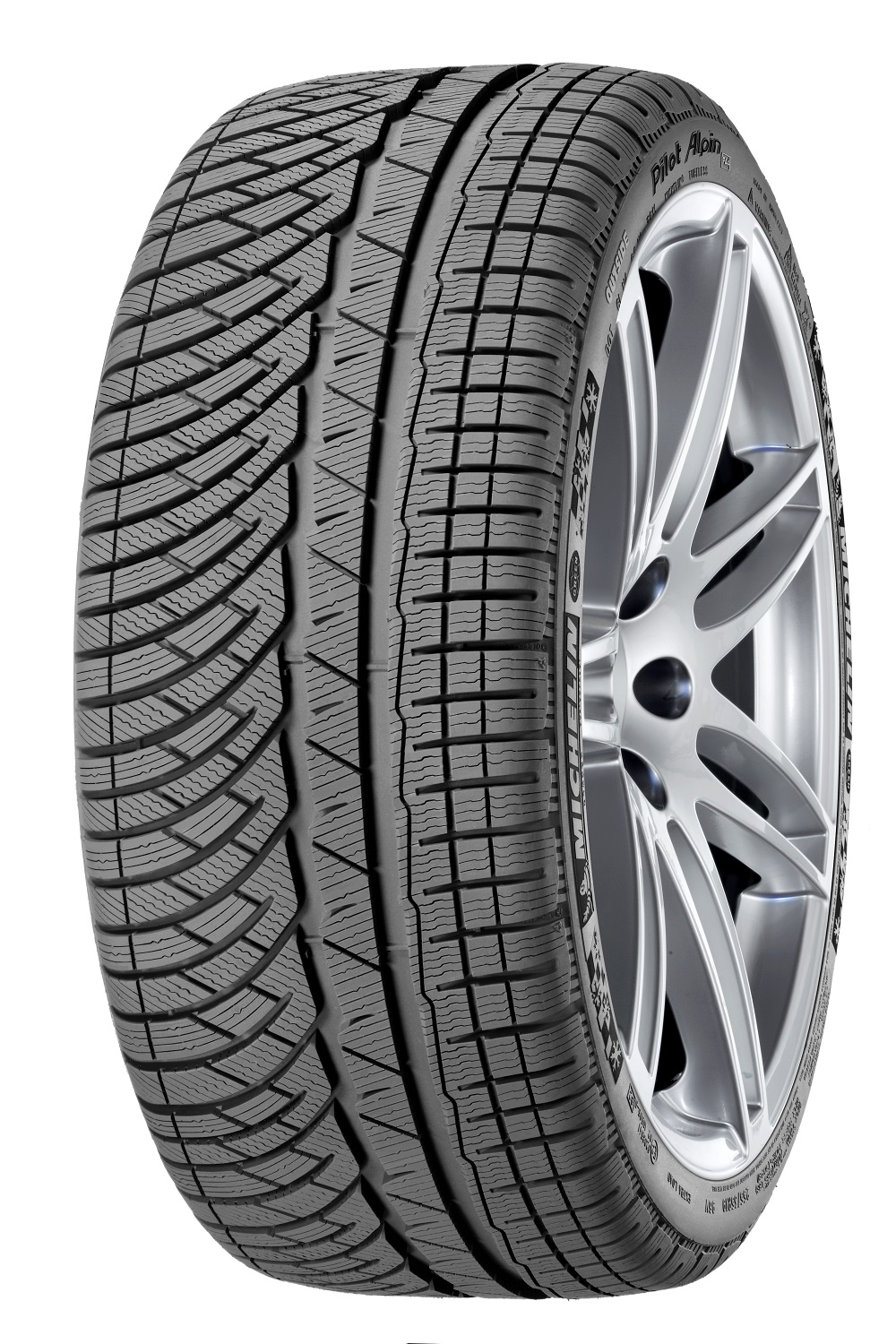 Anvelopa iarna MICHELIN PILOT ALPIN 4 XL 245/40 R18 97V