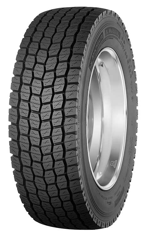Anvelopa tractiune MICHELIN X MULTIWAY XD  315/60 R22.5 152/148L