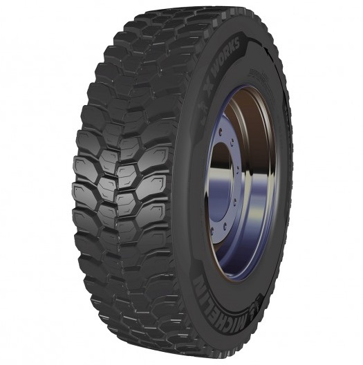 Anvelopa Tractiune Michelin X-works-d On/off 315/8