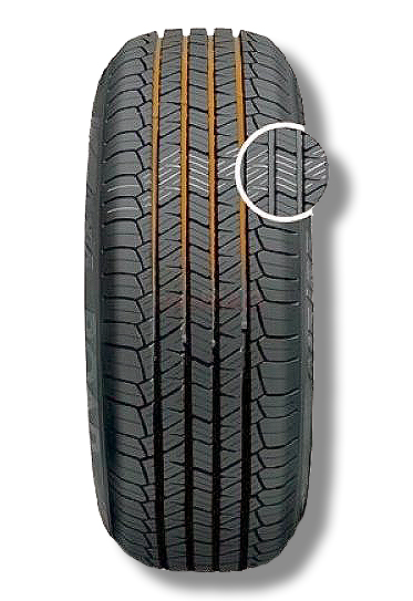 Anvelopa vara SEBRING MADE BY MICHELIN FOR.4X4ROAD+701 235/65 R17 108V