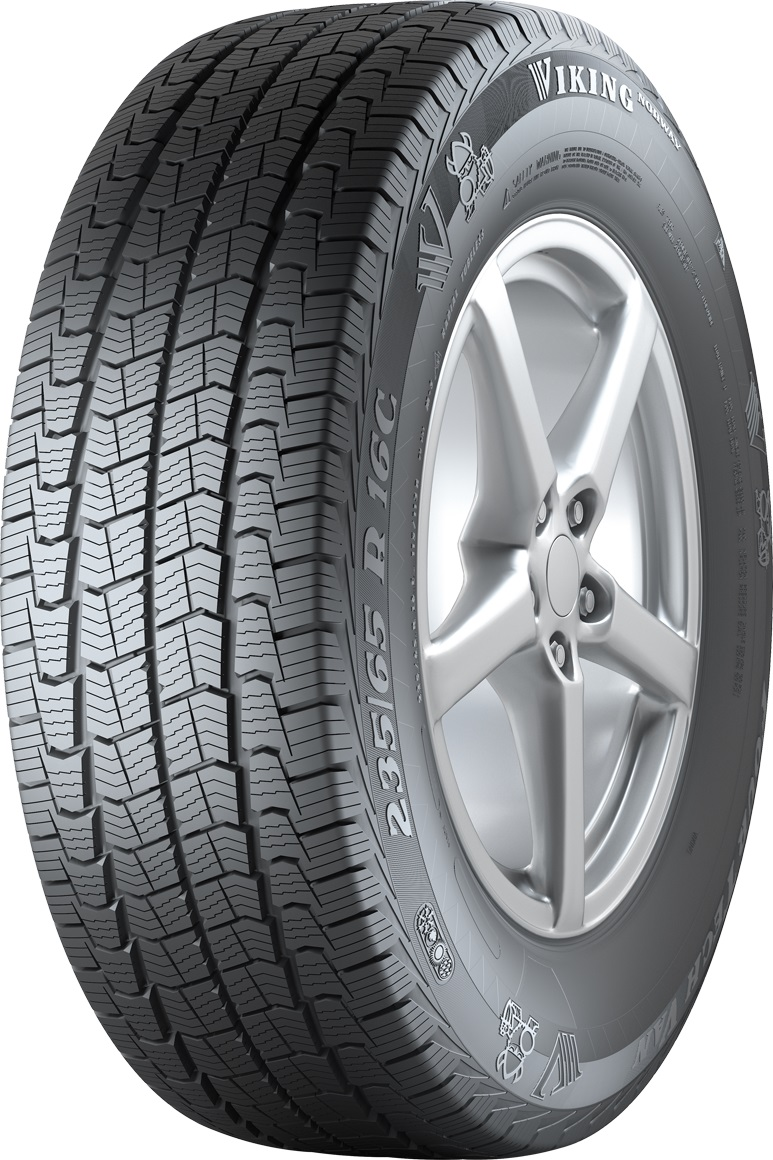 Anvelopa all seasons VIKING FOURTECH VAN 8PR 195/70 R15C 104/102R
